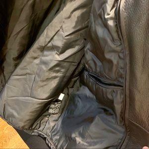 Burk's Bay Jackets & Coats - Genuine Leather Beechcraft Aviation Jacket 🖤